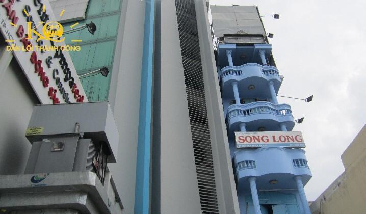 Cho thuê văn phòng quận Bình Thạnh cao ốc 293 office building
