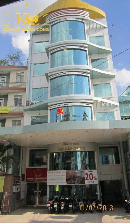Cho thuê văn phòng quận Bình Thạnh Ánh Hào Quang building
