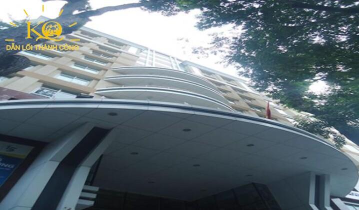 Hình chụp bao quát cho thuê văn phòng quận 1 Bảo Việt Bank Tower