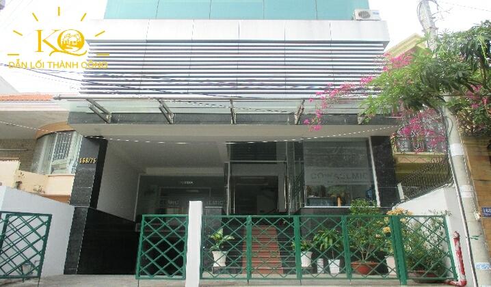 Cho thuê văn phòng quận Bình Thạnh Cowelmic building