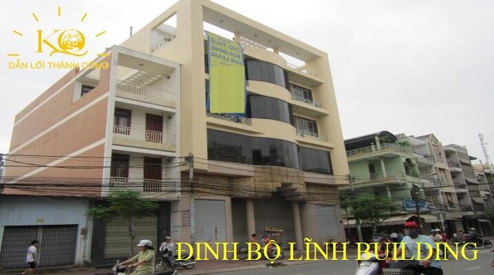 Cho thuê văn phòng quận Bình Thạnh Đinh Bộ Lĩnh building