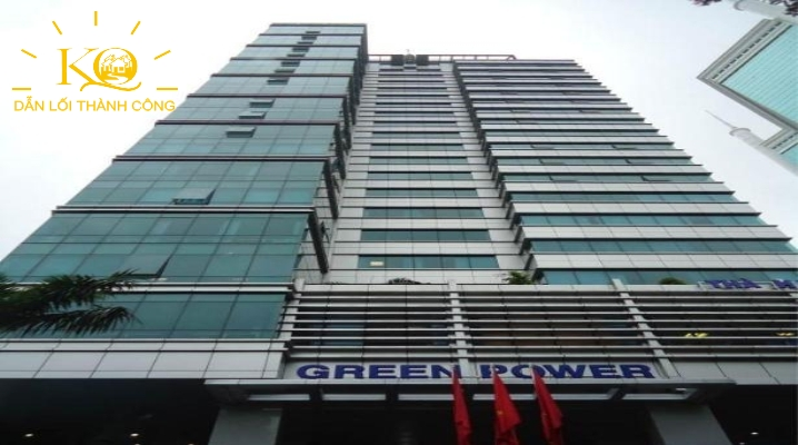 Tòa nhà văn phòng hạng a Green Power