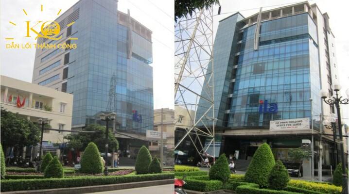 Văn phòng cho thuê quận Phú Nhuận Hà Phan building