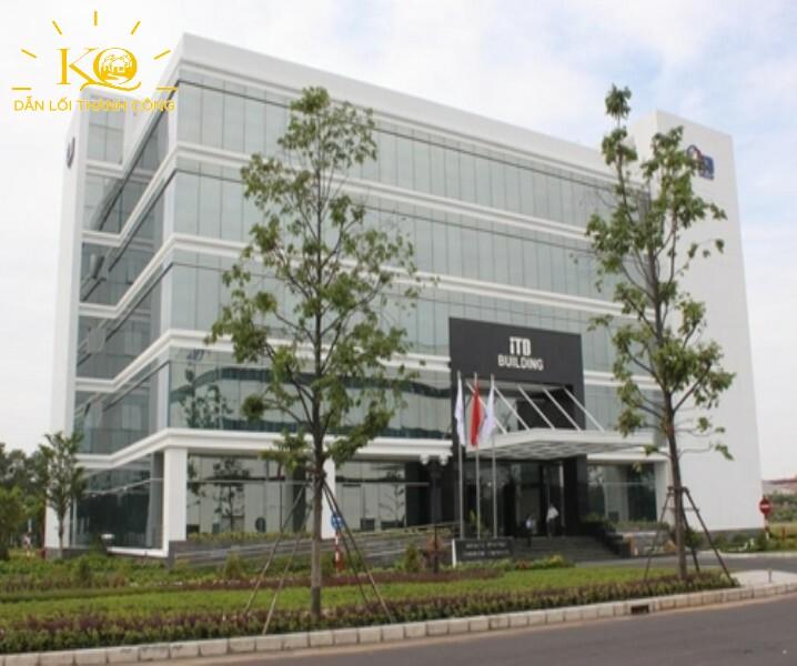 Văn phòng quận 7 cho thuê ITD Building