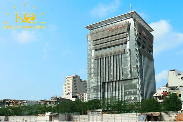 Cho thuê văn phòng quận 5 Lottery Tower