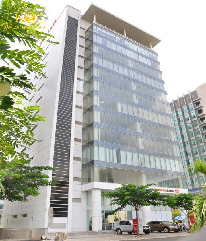Cho thuê văn phòng quận 7 Nam Long Capital building