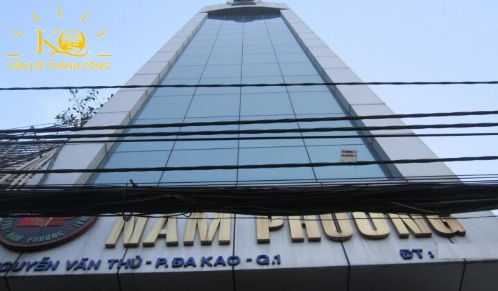 Hình ảnh tổng quan tòa nhà Nam Phương building