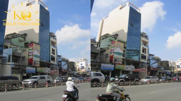 Văn phòng cho thuê quận Phú Nhuận Nhất Nghệ building