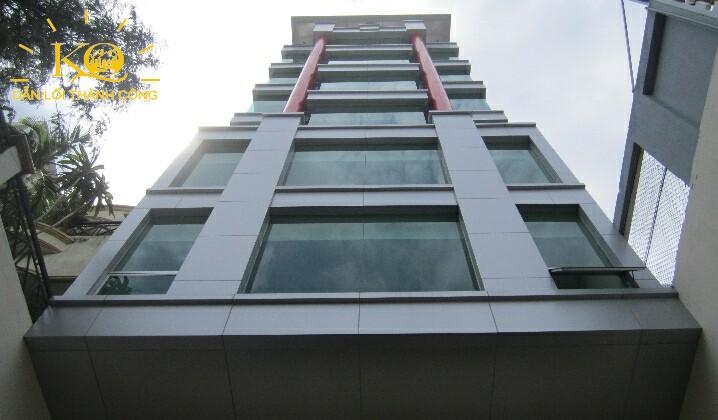 Cho thuê văn phòng quận Bình Thạnh Nơ Trang Long building