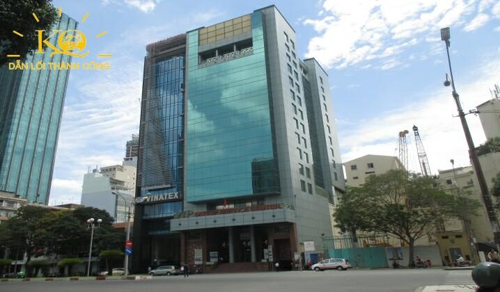 Hình chụp bao quát tòa nhà Osic building