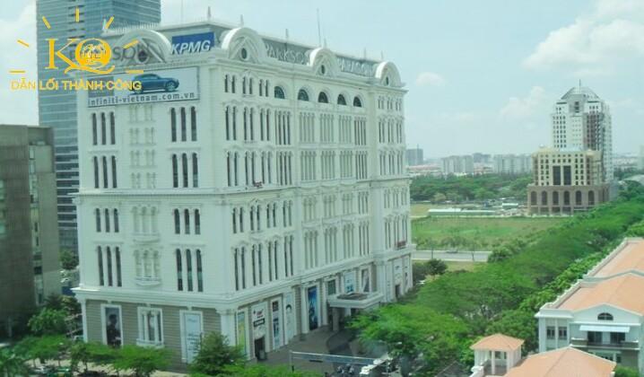 Cho thuê văn phòng quận 7 Saigon Paragon Building