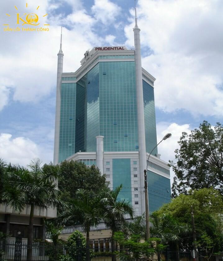 Tòa nhà cho thuê văn phòng hạng a Saigon Trade Center