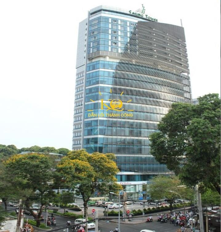Cho thuê văn phòng quận 1 phường bến nghé sailing tower đường Pasteur cập nhật quý 1 năm 2019