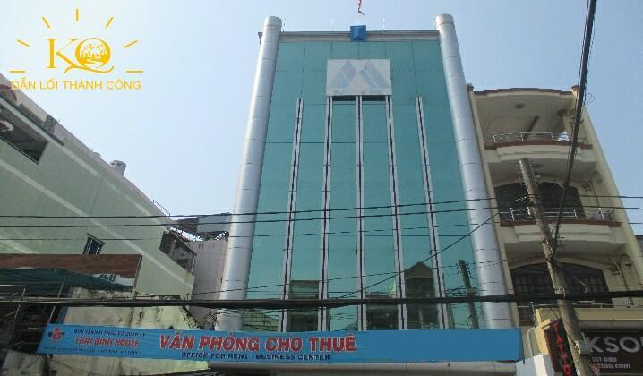HÌnh chụp tổng quan tòa nhà Thái Bình building