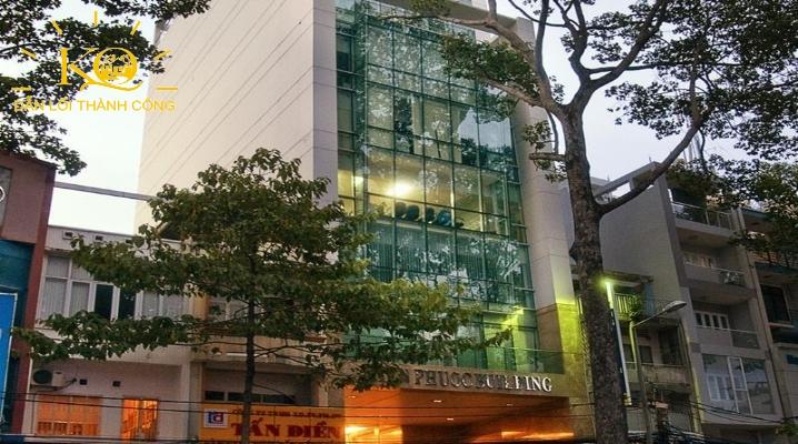 Văn phòng quận 5 cho thuê Tiến Phước Building