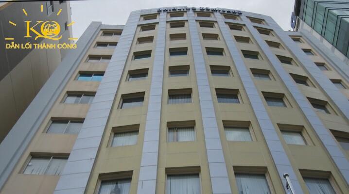 Cho thuê văn phòng quận Bình Thạnh V-Coalimex building
