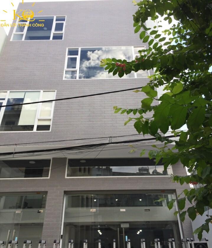 Cho thuê văn phòng quận Tân Bình Creative Space Building