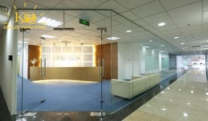 Văn phòng Vincom Business Center được thiết kế sang trọng, đầy đủ tiện nghi.