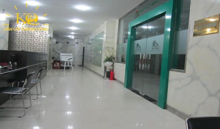 Hình chụp hành lang