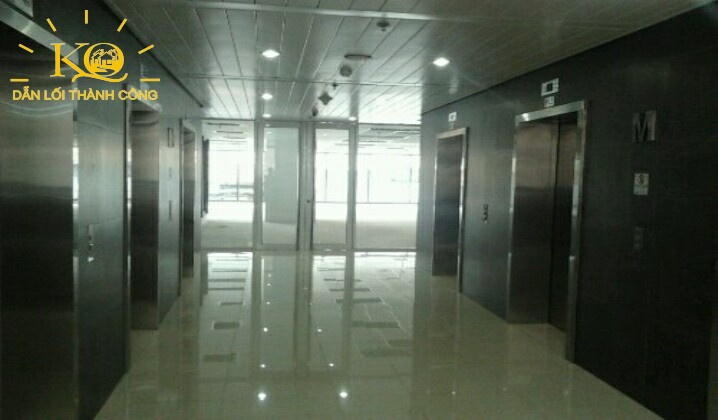 Hình chụp thang máy