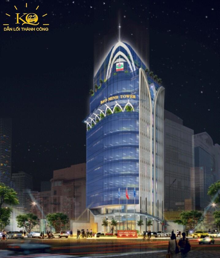 Phối cảnh tòa nhà Bảo Minh Tower.