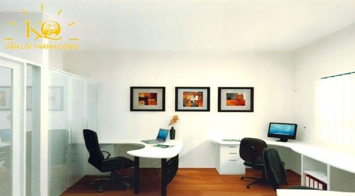 Hình chụp phòng làm việc
