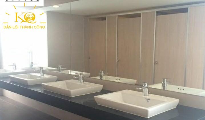 Hình chụp restroom