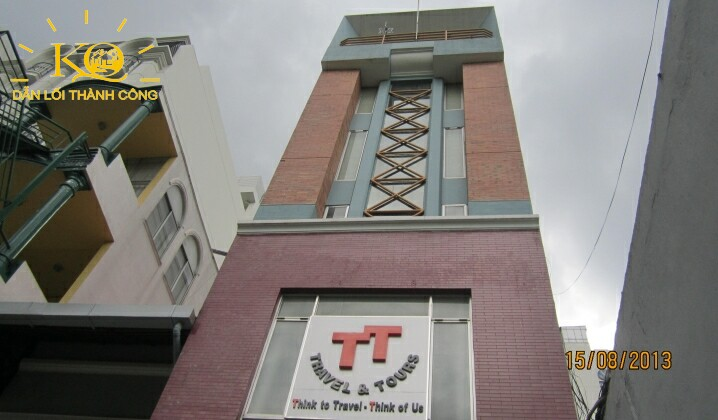 Tổng quan tòa nhà TT building