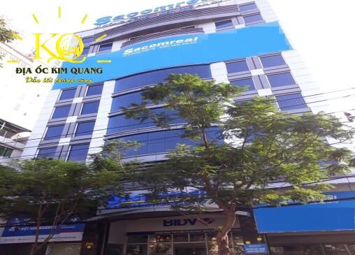 VĂN PHÒNG CHO THUÊ QUẬN 1 TOPAZ BUILDING