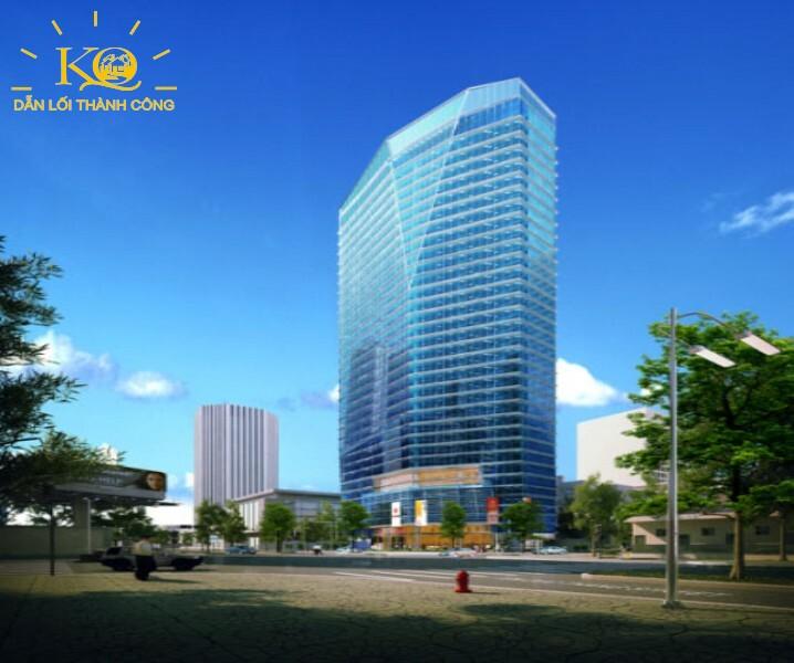Tòa nhà cho thuê văn phòng hạng a Lim Tower