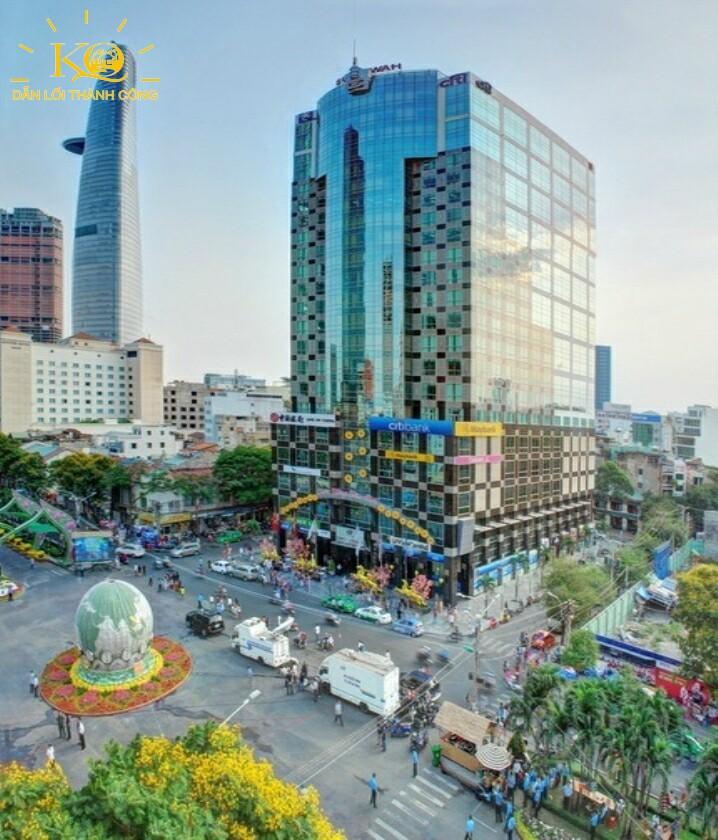 Hình ảnh tổng quan tòa nhà Sun Wah Tower