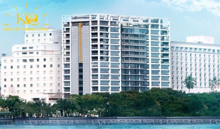 Tòa nhà cho thuê văn phòng hạng a The Landmark