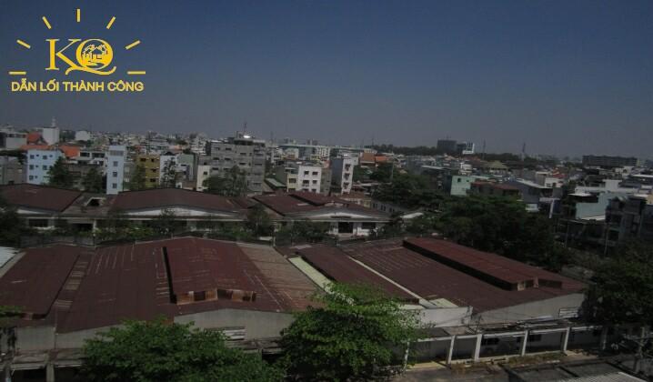 Hình chụp view thành phố