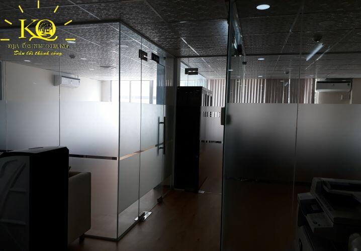Văn phòng đã được ngăn sẵn cho thuê Pasteur Building
