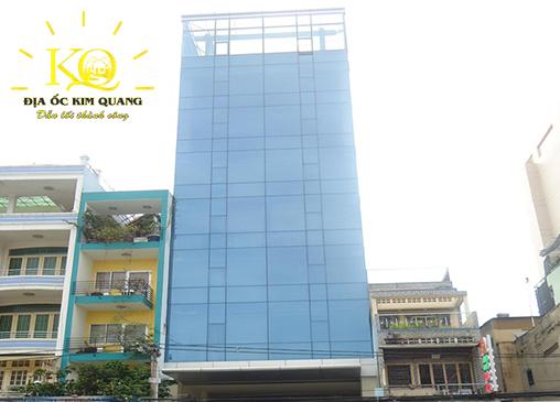 HÌnh chụp tổng quan tòa nhà The Prime building